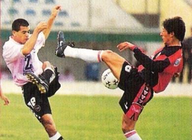 Recorte: revista Don Balón Perú