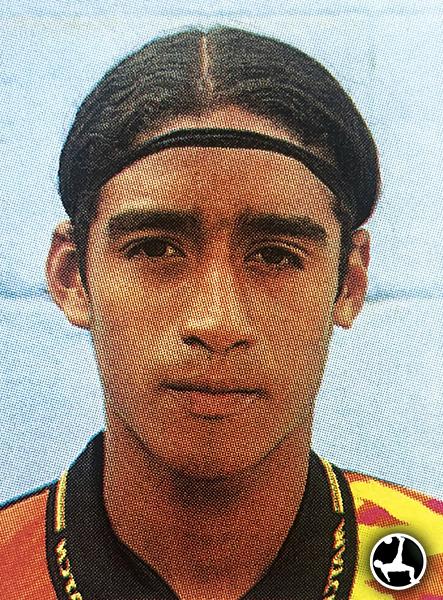 Alexander Araujo tuvo la posibilidad de integrar el plantel de IMI en 1999. (Foto: revista Don Balón Perú)