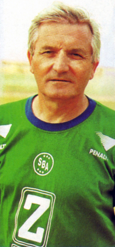 Sport Boys acogió a Iván Brzic durante el Torneo Apertura de 1999, un equipo que sufrió varios cambios luego de su gran campaña el año anterior (Recorte: revista Don Balón Perú)