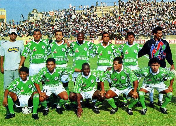 IMI 1999 (Recorte: revista Don Balón Perú)