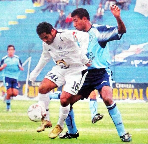San Martín 2 - Vallejo 0. Un resultado que abrió el camino de la crisis en el cuadro trujillano. (Recorte: diario El Bocón)