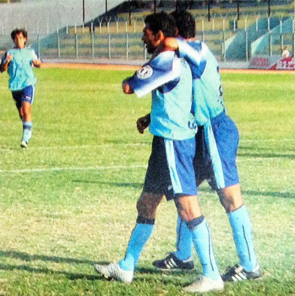 En el cierre del Apertura, Vallejo derrotó 2-0 a Melgar, marcando la despedida de Juan Caballero. (Recorte: diario El Bocón)