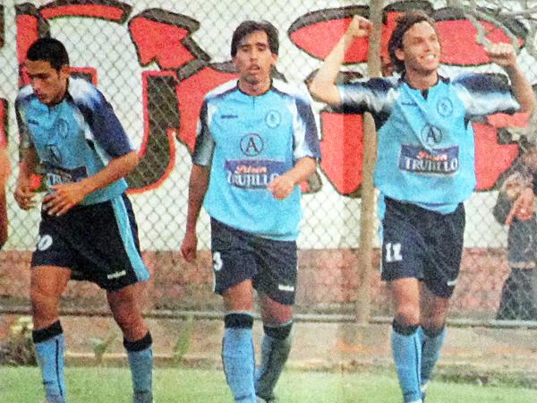 ¿Qué le podía deparar a Vallejo en la temporada 2005? (Recorte: diario El Bocón)