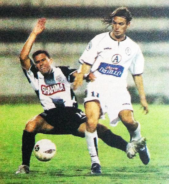 En 2005 Alianza llegó a perder en casa por 0-1 contra Vallejo, equipo que se fue al descenso. (Recorte: diario Líbero)