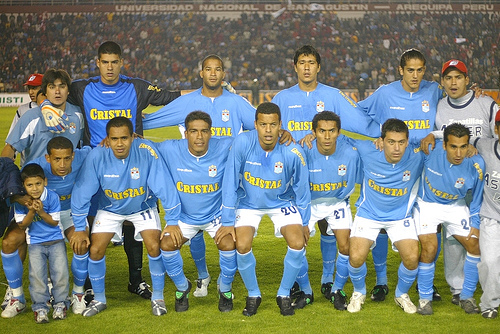 El Cristal de 2005 fue el último equipo celeste campeón. Igual, los del Rímac acumularon suficiente puntaje como para encabezar la tabla de la década (Foto: flickr.com)