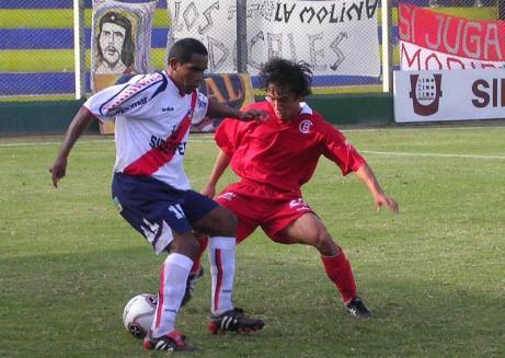 Tras campeonar en la Copa Perú de 2005, Gálvez regresó a Primera en 2006 y recayó en los mismos errores dirigenciales. Su descenso fue en el acto (Foto: Diario de Chimbote)