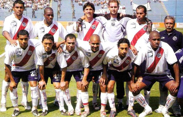 Deportivo Municipal 2007 (Foto: Prensa ADFP)