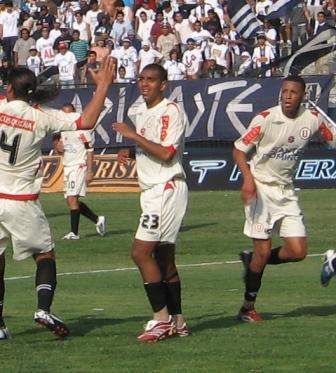Duarte, acaso el Sub-20 más asentado como titular en su club en el torneo actual (Foto: archivo DeChalaca.com)