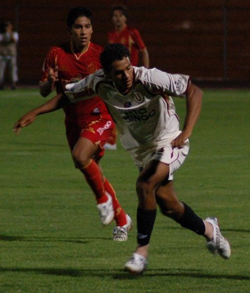 La atención en la marca le valió al mexicano Adrián Cortés un 5.72 de promedio y el rótulo de figura de 'Bolo' en el Apertura (Foto: Radio Uno de Tacna)
