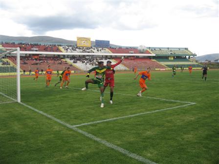 APERTURA - FECHA 12. Minero jamás se adaptó a Huancayo. Los hinchas de esa ciudad nunca le perdonaron haber eliminado al Sport Águila en el repechaje (Foto: Prensa Sport Áncash)