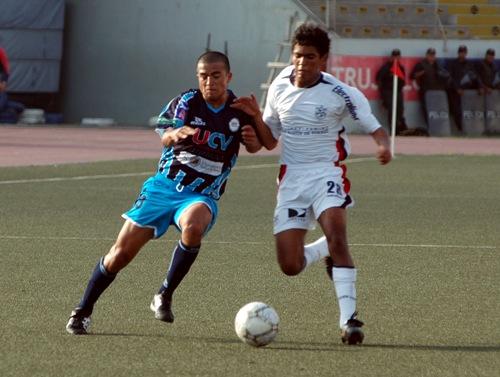 Paolo Ortega (izquierda) y Mauricio Rebaza (derecha) también entran en la categoría. (Foto: La Industria de Trujillo)