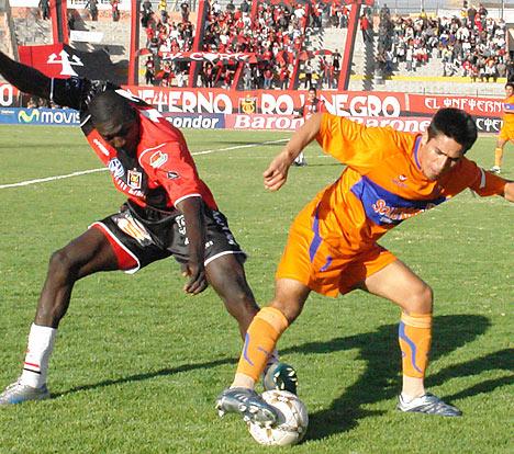 APERTURA - FECHA 16. En Arequipa, durante el Apertura, los huarochiranos sacaron su mejor resultado de visita durante la primera mitad de la temporada: 1-1 ante Melgar (Foto: Prensa FBC Melgar)