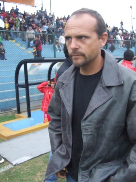 El argentino Torrente alcanzó un récord que ninguno de sus antecesores en el banquillo tacneño había logrado (Foto: Abelardo Delgado / DeChalaca.com)