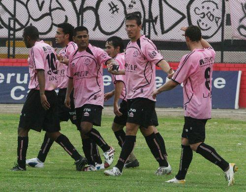 Boys fue un equipo y sus jugadores destacaron, así llegaron fácil los cinco goles (Foto: ANDINA)