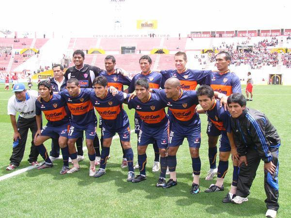 Atlético Minero 2008 (Foto: Diario del Cusco)