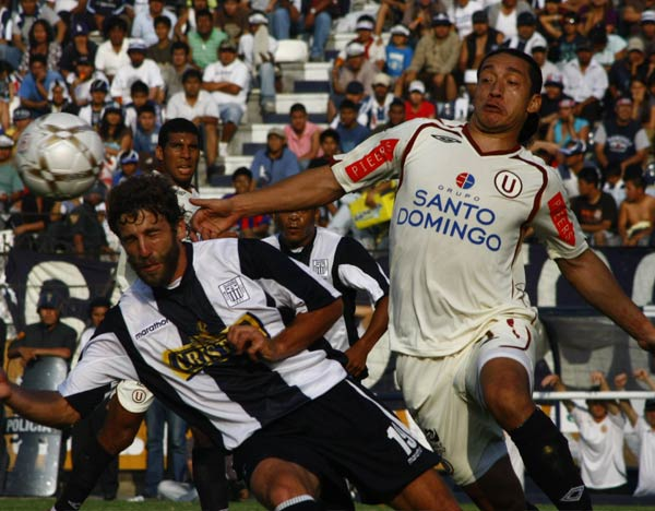 El clásico ganado por Universitario ante Alianza Lima por la fecha 23 del Clausura le daba vida para tentar por el séptimo lugar. (Foto: archivo DeChalaca.com)