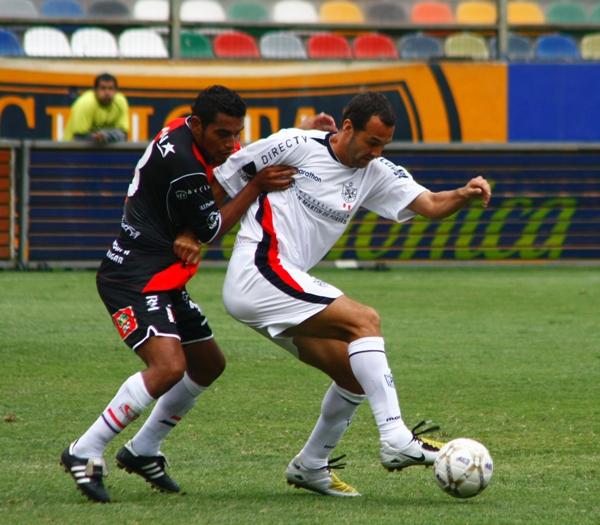 San Martín perdió ante Melgar en la fecha 24 del Clausura 2008, resultado favorable para los santos dentro de lo paradójico. (Foto: archivo DeChalaca.com)
