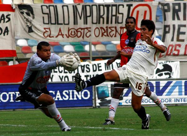 SE LO QUITARON. Melgar fue uno de los equipos que sí pudo entrar entre los siete primeros (Foto: Andrés Durand / DeChalaca.com)