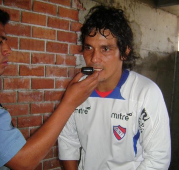 Portillo, alguien de quien por antecedentes se esperaba muchísimo más en el ataque de CNI (Foto: Julián Osorio Sánchez)