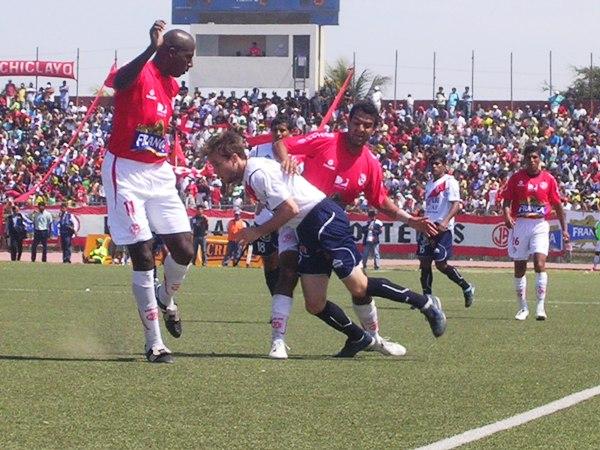 Aurich y Gálvez se verán las caras este año en la Copa Federación. Esta podría ampliarse para permitir la participación de seis equipos. (Foto: Diario de Chimbote)