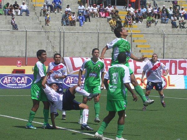 ¿LLEGARÁ? Mientras algunos equipos caen, CNI gana y salta en la tabla. Podrá salvarse: solo de los loretanos depende (Foto: Diario de Chimbote)