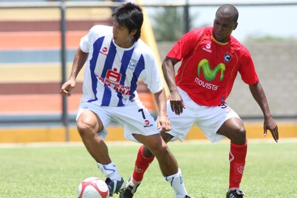 FECHA 01. Cienciano se estrenaría en la temporada 2010 con una derrota ante Alianza Atlético. El partido sería el presagio de una pésima campaña de parte de los cusqueños. (Foto: Diario La Hora de Piura)
