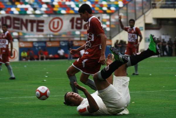 CANDIDATA 8. El duelo de Masías con la 'U', el equipo que lo vio nacer (Foto: Andrés Durand / DeChalaca.com)