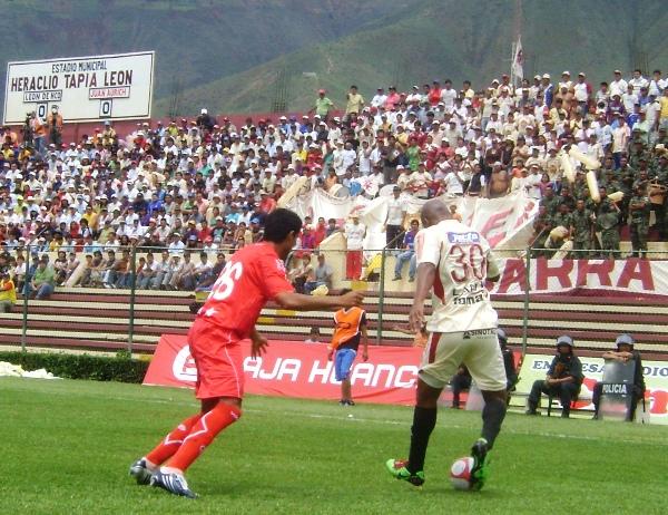 FECHA 03. Los dirigidos por Franco Navarro alcanzarían la punta del torneo luego de imponerse por 1-0 al Juan Aurich. (Foto: Jesús Suárez)