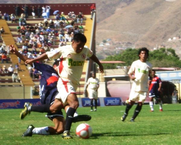 FECHA 21. José Gálvez volvería a sorprender a los dirigidos por Navarro sacándoles un empate en Huánuco. (Foto: diario Hoy Regional)