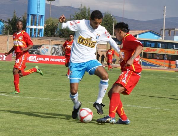 FECHA 23. En una floja jornada, Sport Huancayo perdería el invicto en condición de local en el torneo tras perder ante Cristal por la mínima diferencia. (Foto: Diario Primicia de Huancayo)