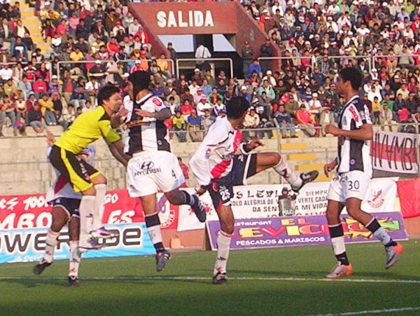 José Gálvez y Alianza Lima probablemente disputen el partido más reñido de la primera fase del Intermedio. Se espera un lleno total en el Manuel Rivera de Chimbote (Foto: Diario de Chimbote)
