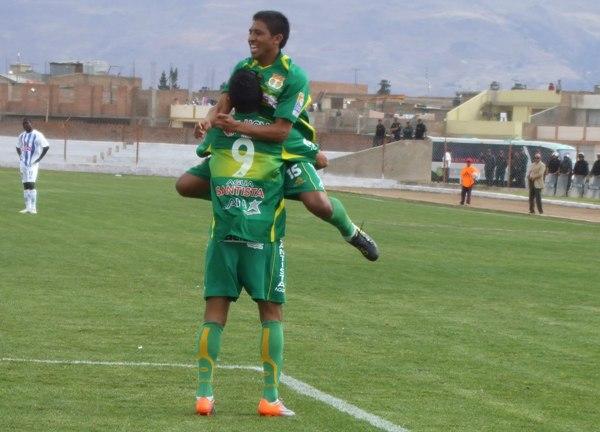 FECHA 36. En su mejor partido en el campeonato, Sport Huancayo lograría un triunfo inapelable ante Alianza atlético por 5-0. (Foto: Diario Primica de Huancayo)