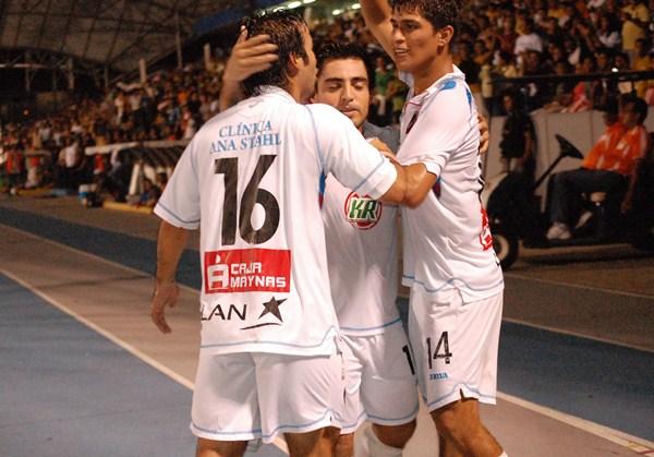 FECHA 44. Con un solitario gol de Rengifo, CNI se despediría del torneo con una victoria frente a Universitario. (Foto: Fernando Herrera)