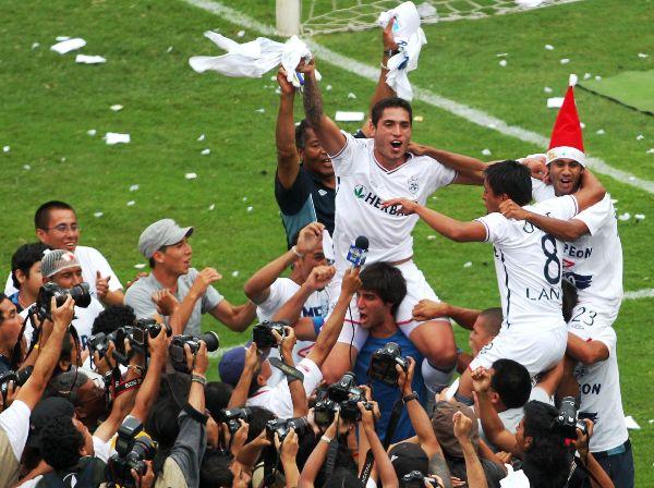Si no era la San Martín, ¿qué equipo hubiera sido el campeón de la temporada 2010? (Foto: ANDINA)