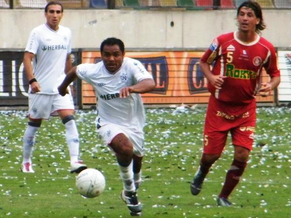 El último título de la San Martín tuvo a Pedro García como protagonista del primer gol sobre León (Foto: archivo DeChalaca.com)