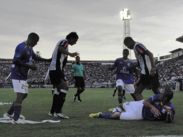 FECHA 02. Alianza Lima continuaría por la senda del triunfo tras derrotar con comodidad 2-0 a Alianza Atlético. (Foto: Cortesía: Airon Nelson López)