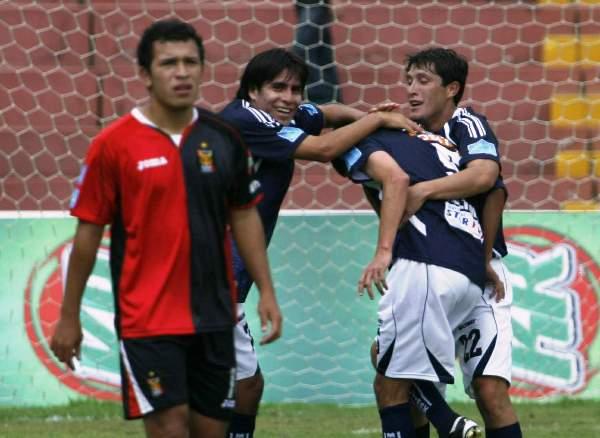 FECHA 02. Melgar viviría una pesadilla en su primer partido oficial en Arequipa. El cuadro rojinegro caería estrepitosamente por 0-4 ante Cienciano. (Foto: Diario La Voz de Arequipa)