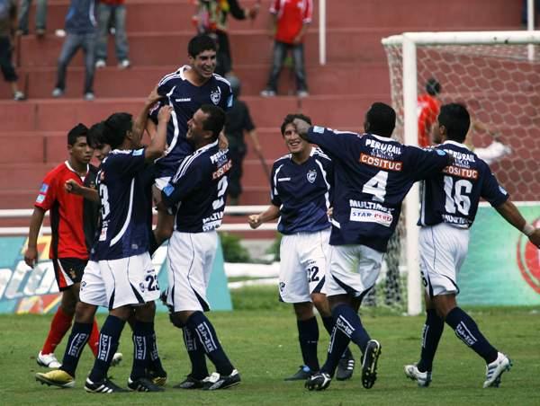 FECHA 02. Cienciano dio el golpe de la jornada cuando derrotó 4-0 a Melgar en Arequipa. (Foto: diario La Voz)