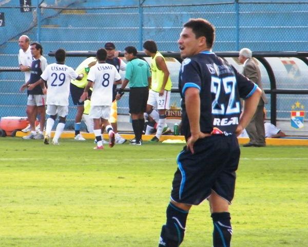 FECHA 02. Los poetas tuvieron su primera caída en el torneo tras perder por un ajustado 2-1 ante San Martín. (Foto: Wagner Quiroz / DeChalaca.com)