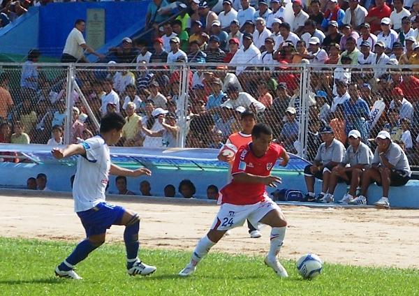 FECHA 03.  Alianza AtlÈtico volverÌa a sumar una nueva derrota  tras caer en Tarapoto 2-0 ante UniÛn Comercio. (Foto: Revista Gol de Oro)