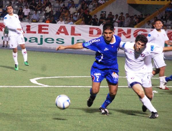 FECHA 04. En duelo selvático, Unión Comercio sacó un punto con un empate a cero en el Max Augustín de Iquitos ante CNI. (Foto: Fernando Herrera / DeChalaca.com)