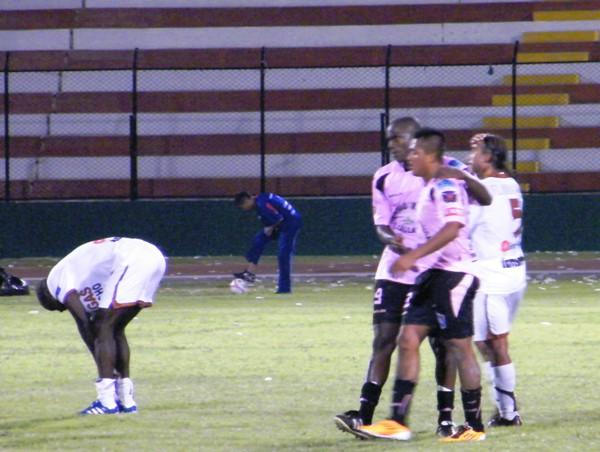 FECHA 04.  El cuadro gasífero tendría su primera derrota en el Callao. Boys no tendría problemas para superarlos 3-1. (Foto: Qagner Quiroz / DeChalaca.com)