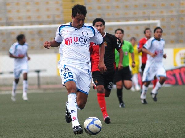 FECHA 05. Sufrió pero gozó. César Vallejo derrotó con muchos apuros por 2-1 a Melgar. (Foto: diario La Industria de Trujillo)