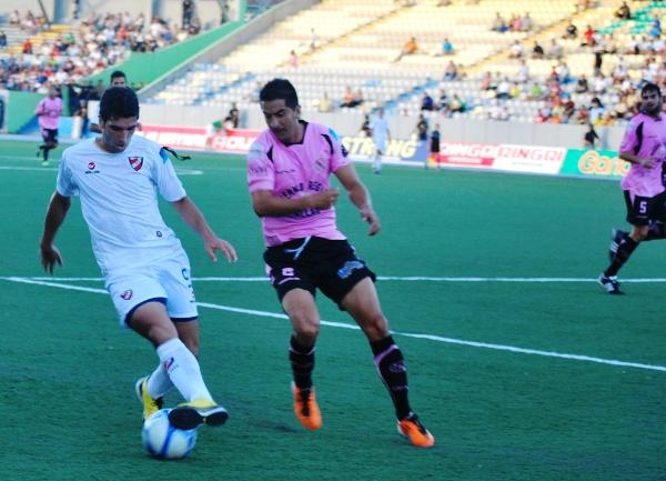 Fecha 09. En un lento encuentro CNI y Sport Boys repartieron punto en Iquitos. (Foto: Fernando Herrera / DeChalaca.com)