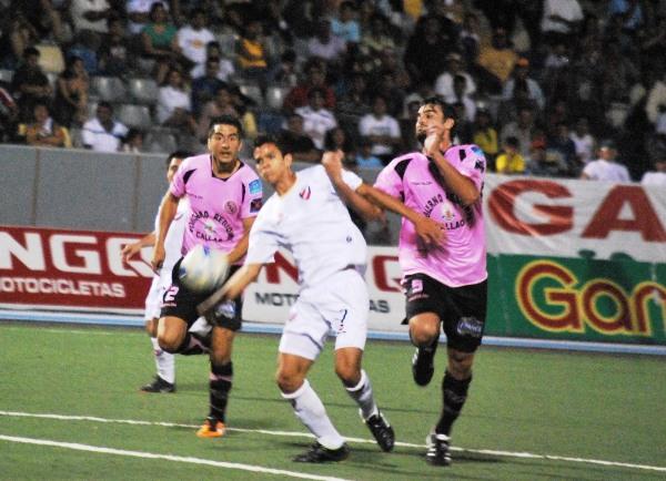 Escenas del CNI 0 - Sport Boys 0 por la fecha 9. Ese fue el primer partido que posteriormente se resolvió en mesa (Foto: Fernando Herrera / DeChalaca.com)
