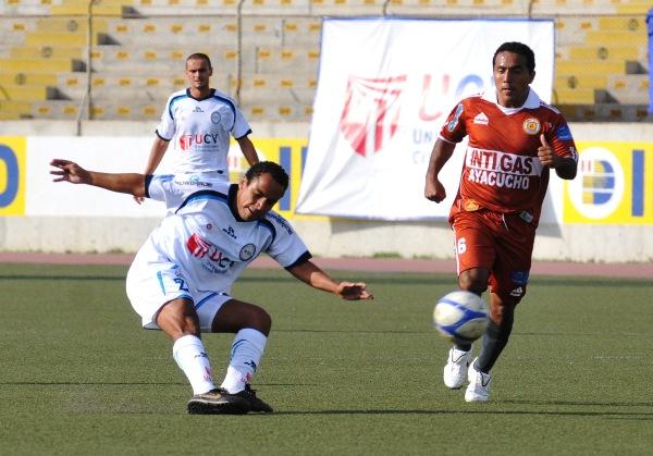 Buena parte de la carrera de Juan José Iriarte ha transcurrido entre el equipo titular y la suplencia de los equipos en los que jugó (Foto: diario La Industria de Trujillo)
