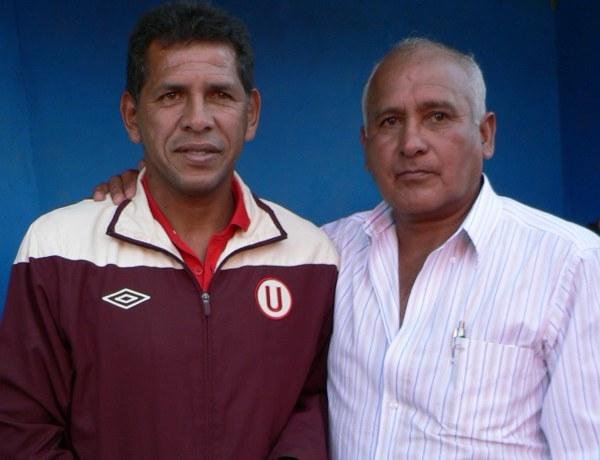 EL REENCUENTRO. En Ayacucho, el 'Puma' Carranza pudo volver a ver a su gran amigo Juan Pariona. (Foto: Ciro Madueño)