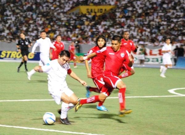 FECHA 13. En casa, CNI sumó su segunda derrota. Cienciano dominó y venció por 2-0.  (Foto: Fernando Herrera / DeChalaca.com)