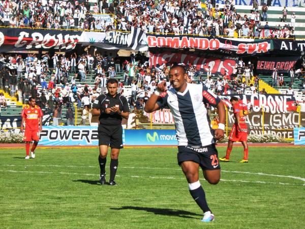 FECHA 13. Alianza continuaría con su recuperación tras vencer en Huancayo 0-2 al 'Matador'. (Foto: Diario Primicia de Huancayo)