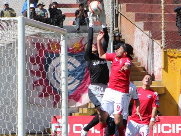FECHA 14 En un partido emocionante hasta el final, San Martín cayó por 3-2 ante Cienciano en el Cusco. (Foto: diario del Cusco)